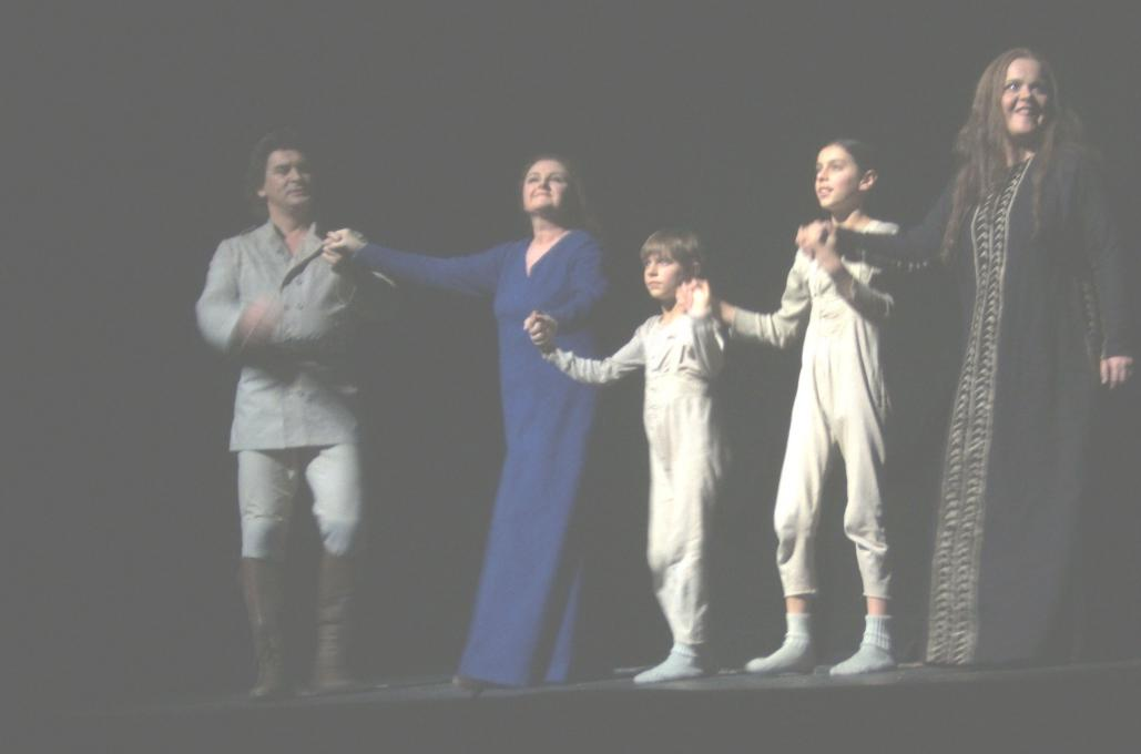 Norma curtain call 1