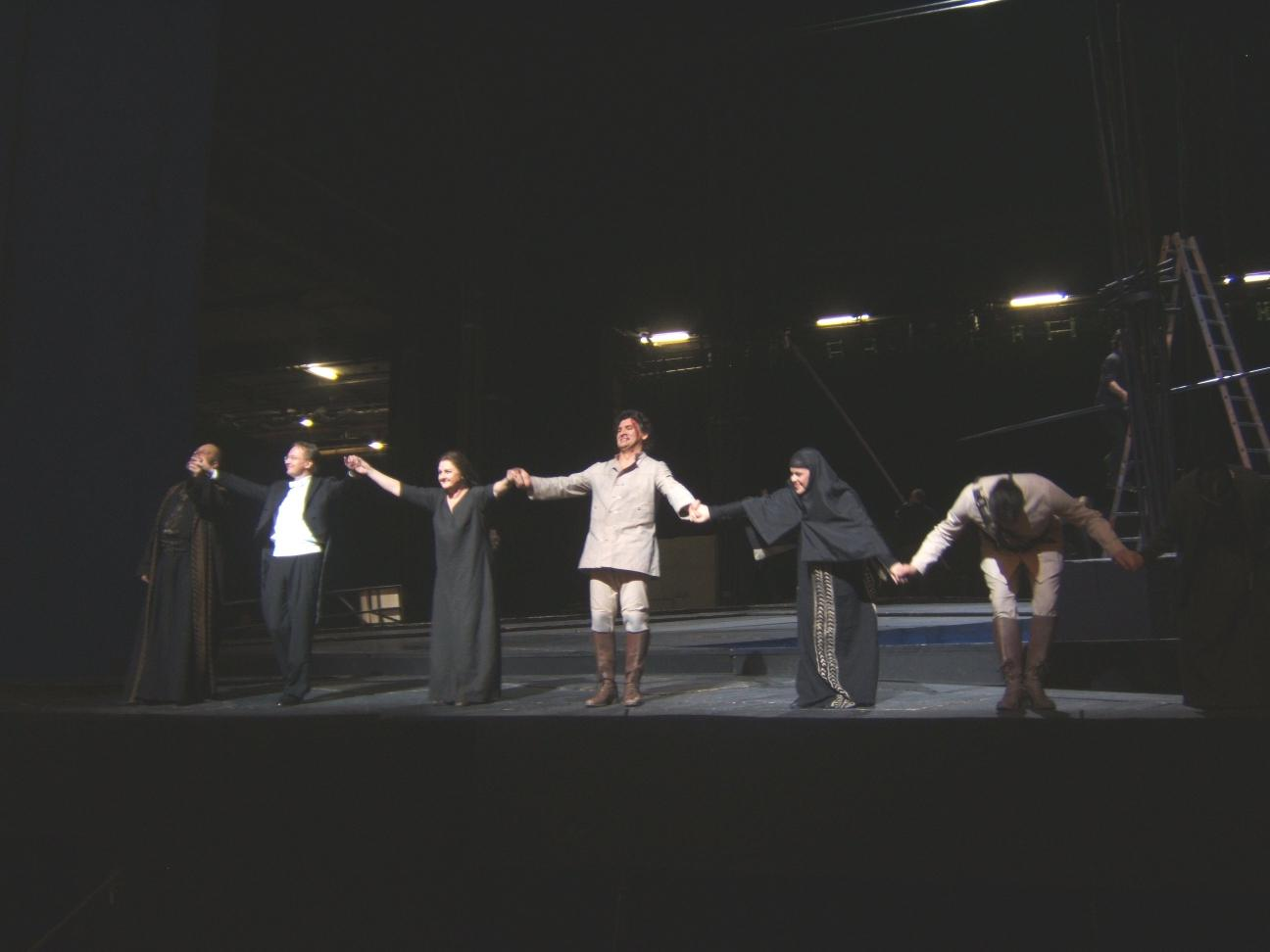 Norma curtain call 3